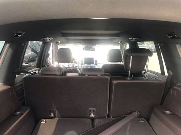 19款平行进口奔驰GLS450美规版性能体验