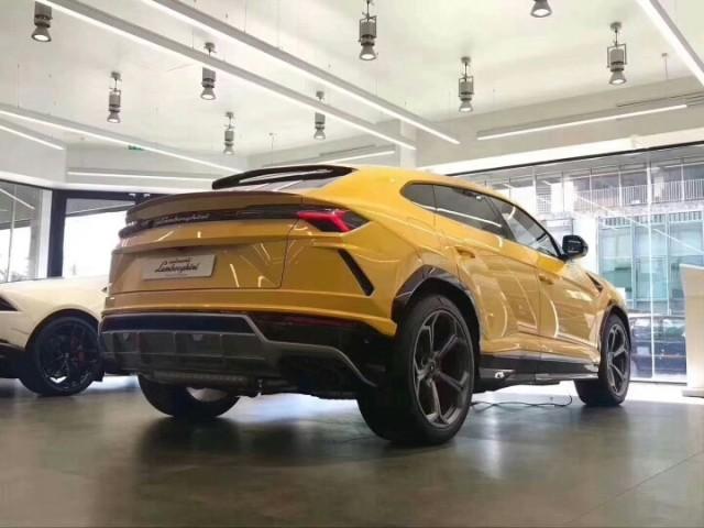 2019款兰博基尼URUS战斗型SUV 接受预定