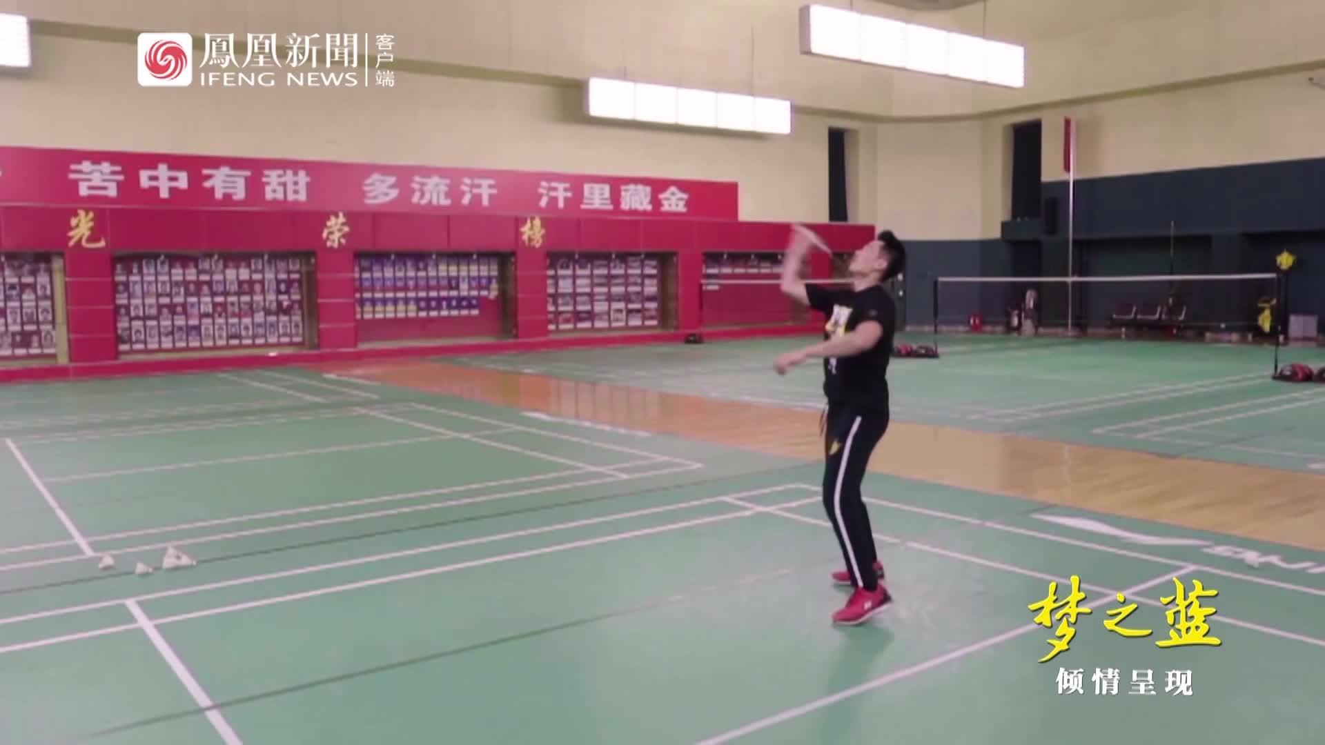 林丹对战邓亚萍7:5险胜:我对面也是奥运冠军啊!