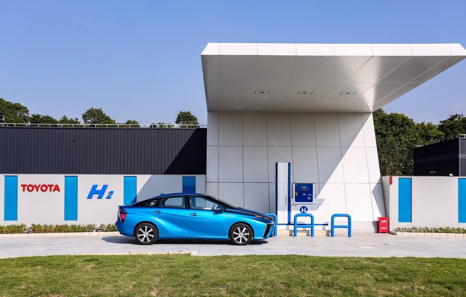 """""""氢""""云直上 新能源汽车产业或将迎来""""氢""""时代"""