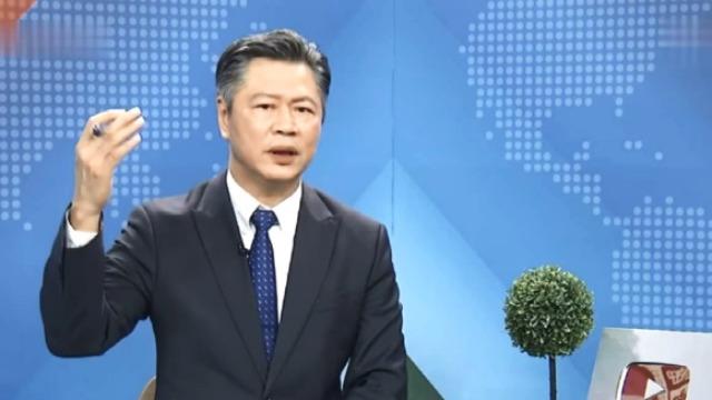 台名嘴:我们中国千年来从不穷兵黩武,不像欧美搞军事扩张