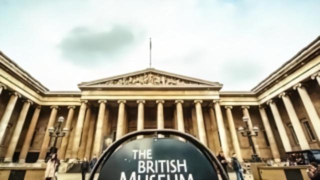 大英博物馆被学者痛批:应将偷来的文物还给中国!