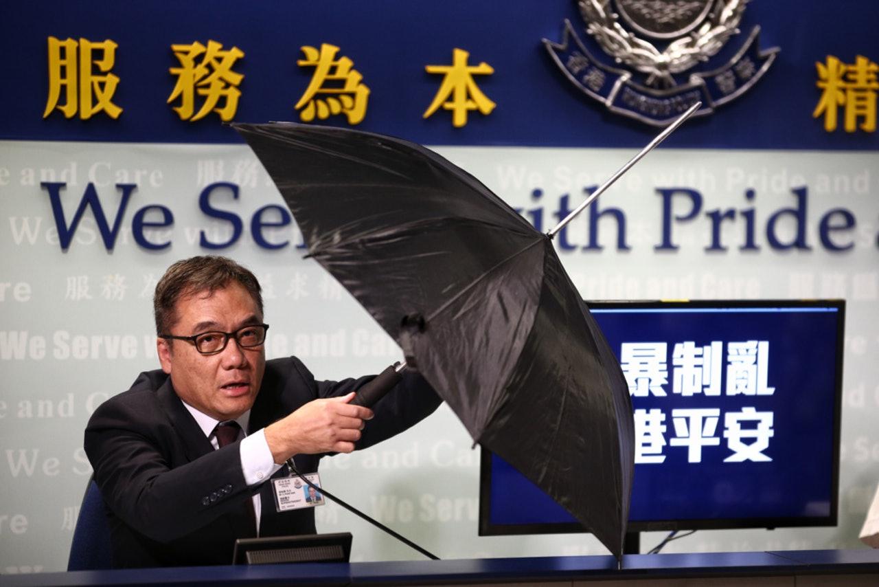 """香港""""修例风波""""首宗正式受审案件裁决:被告两项罪成(图2)"""