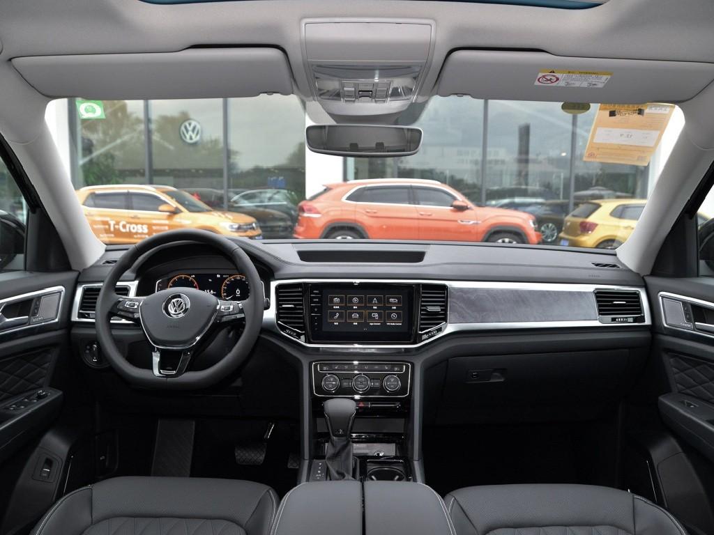 大众途昂四驱豪华版 380T七座SUV优惠价格