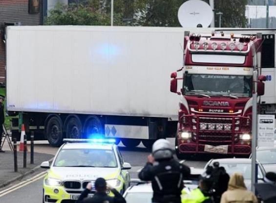 英國貨車慘案后續:越南已逮捕11人 將公布遇難者身份