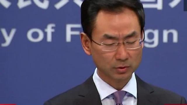 中国对英国大学施加影响力?耿爽8个字回击