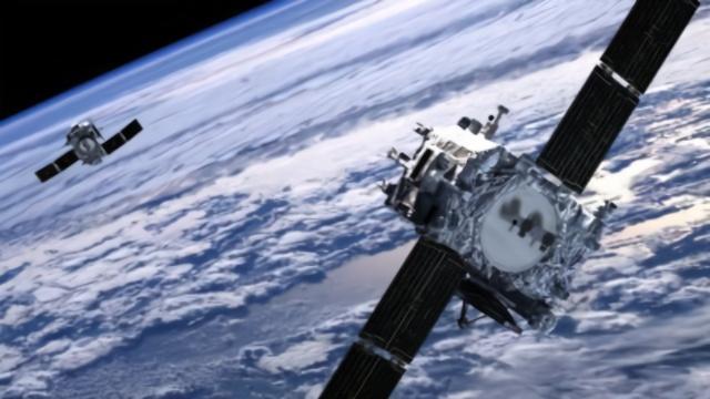 """美侦察机现身东海?美国多种卫星""""过顶""""朝鲜半岛"""