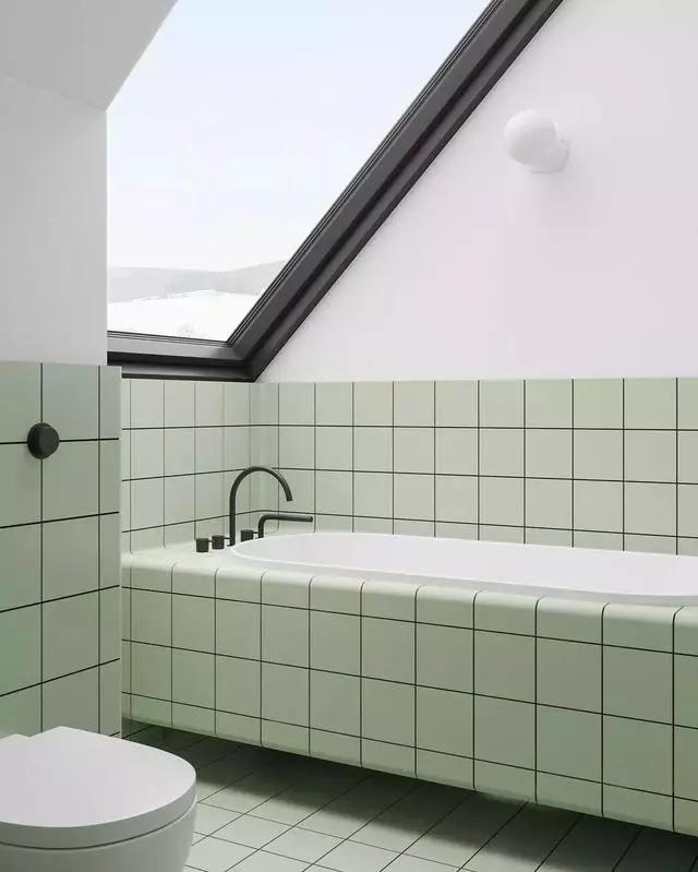 圆角瓷砖让家装多一种选择