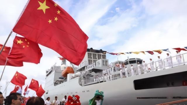 中国在太平洋获成功美澳慌了 南太岛国:更喜欢中国!