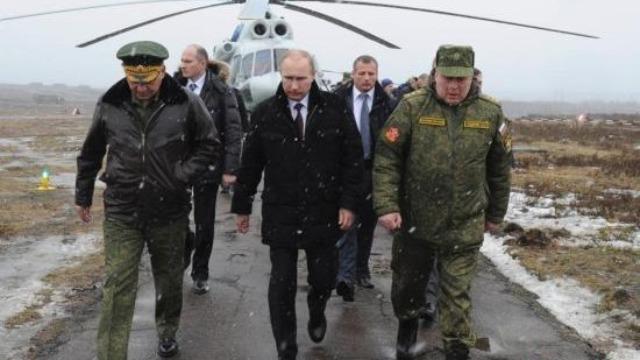 俄罗斯军费开支跌出前五?普京这样解释