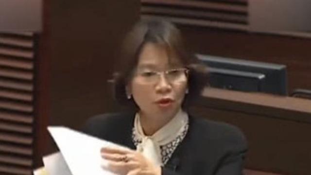 """香港议员呼吁彻查""""反修例""""法官 多名大律师表态支持"""