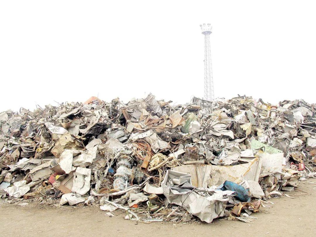 """中国拒收这种洋垃圾后,日本十分""""头疼"""" (组图)"""
