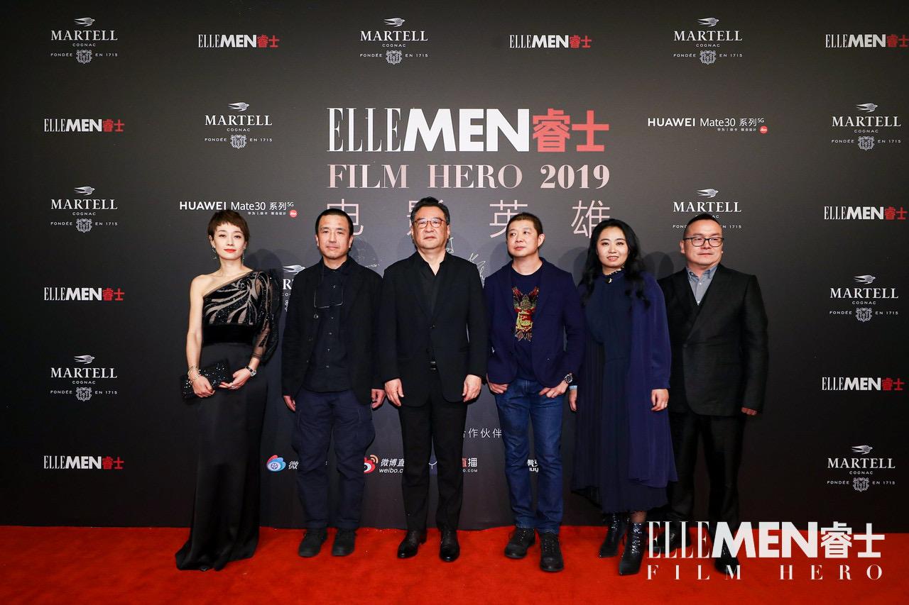 elle电影 2019 ELLEMEN电影英雄盛典,台前幕后皆英雄