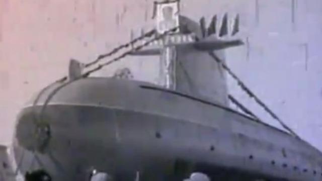 军事历史揭秘:中国核潜艇发展之路