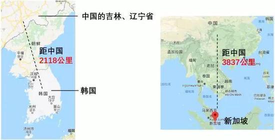 韩国、新加坡经济实力PK:这几项科技行业起决定作用!