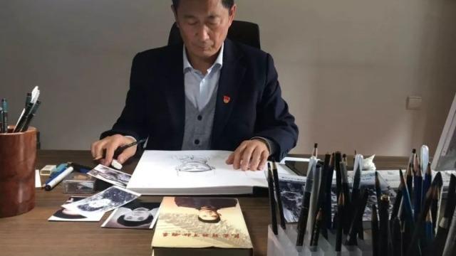 震惊FBI的中国神笔警探 他的画曾让杀人犯吓得自杀