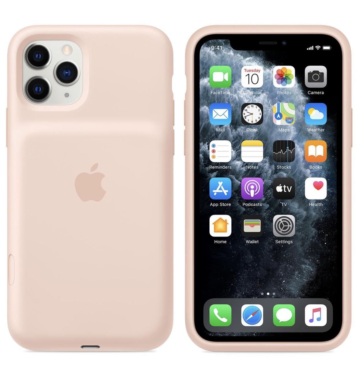 苹果iPhone_11系列智能电池壳发售_配专属拍照键售价1071元