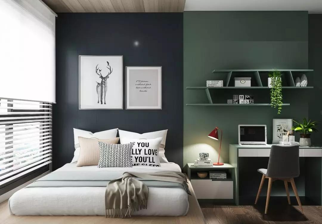 小卧室设计出大空间