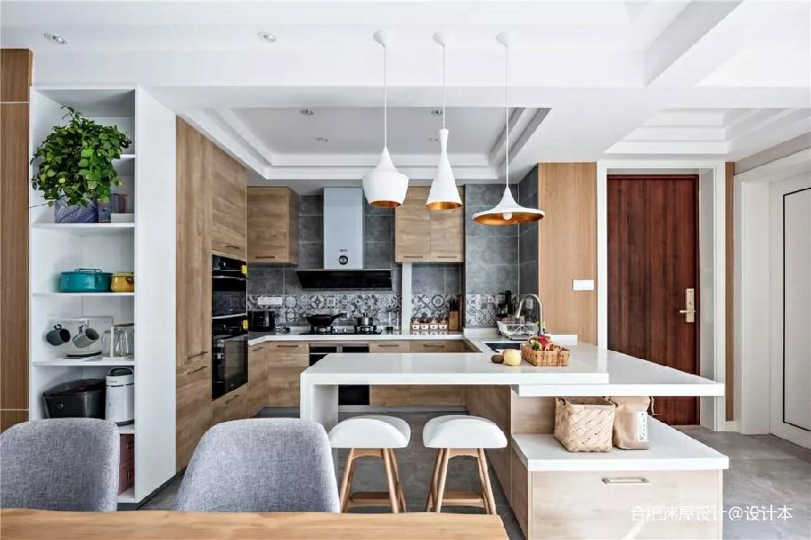 超流行的厨房设计