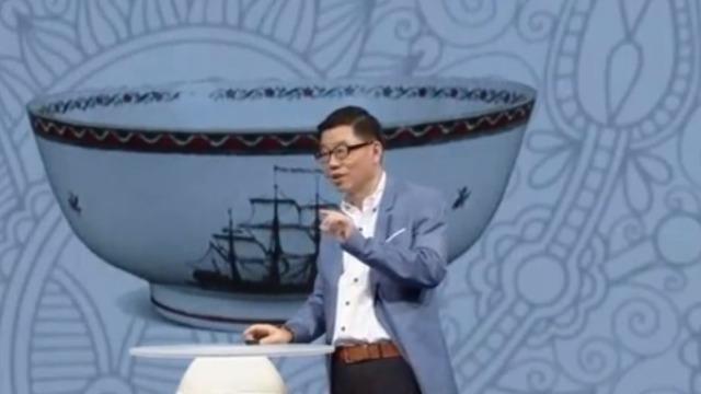 中西方文化在瓷器上有什么交流?专家举出以下例子