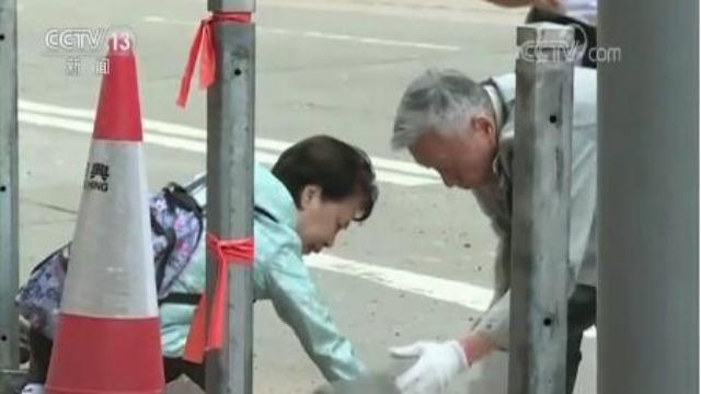 香港各界强烈谴责美国参院通过涉港法案