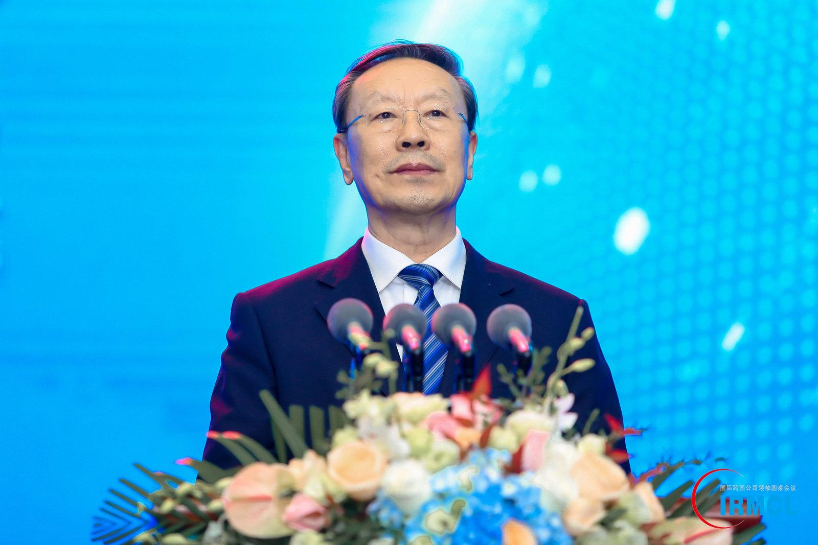 杜青林:占全国企业总数不到3%的外商投资企业 贡献45%的进出口贸易额