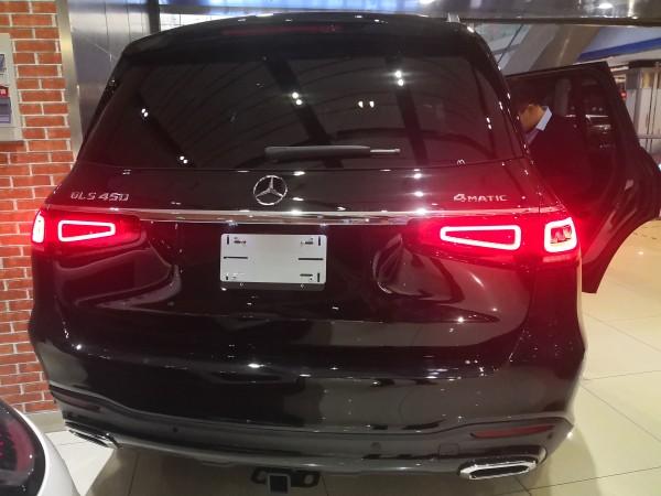 2020款奔驰GLS450报价 实车到店内饰升级