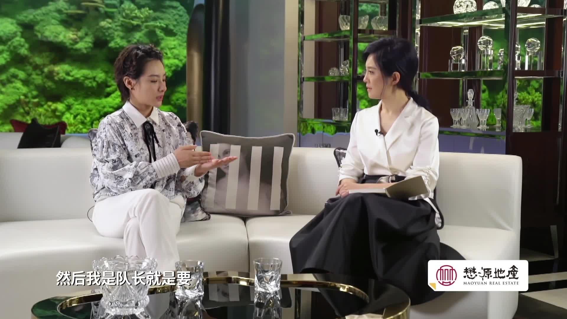 《这局有料儿》身为队长刘璇是怎么样体现她的责任感