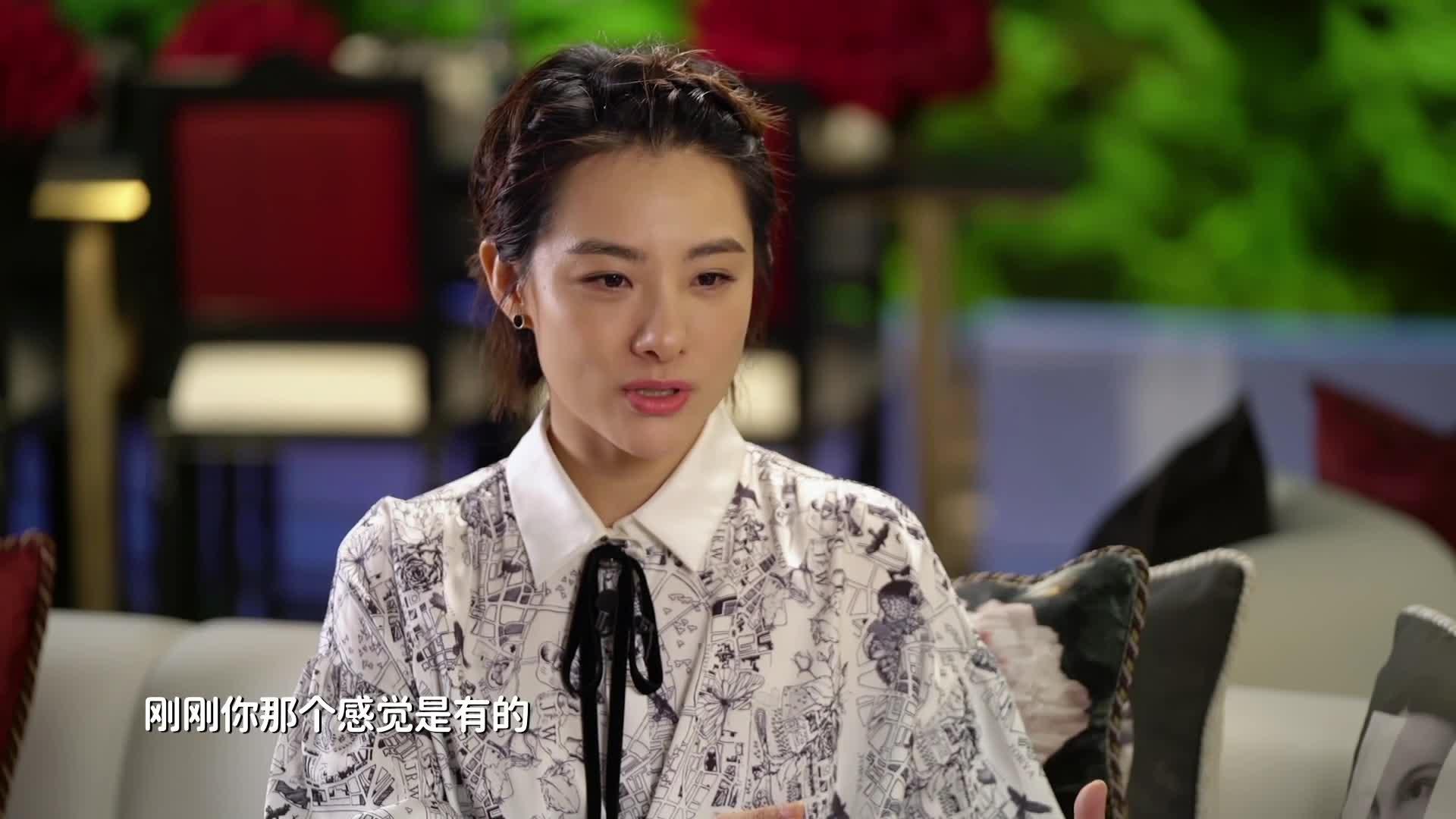《这局有料儿》刘璇讲诉在体操队最深刻的事情是与父母的离别