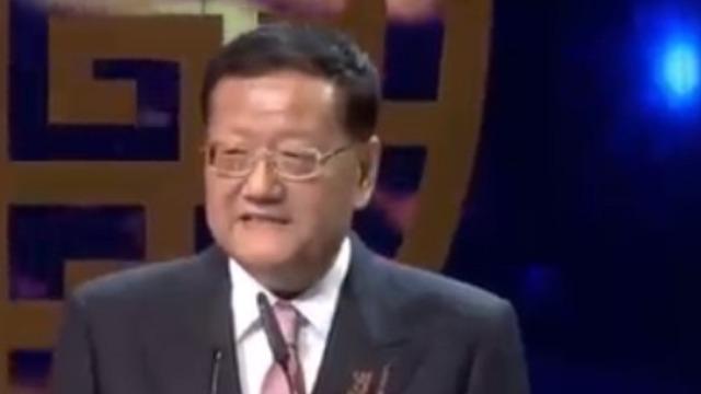 刘长乐在2015到2016华人盛典致辞 向中华英雄致以崇高敬意