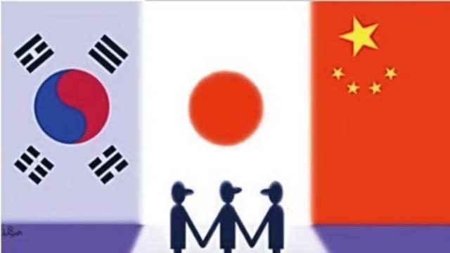 """美贸易战怎么破?中日韩""""统一战线""""可行"""