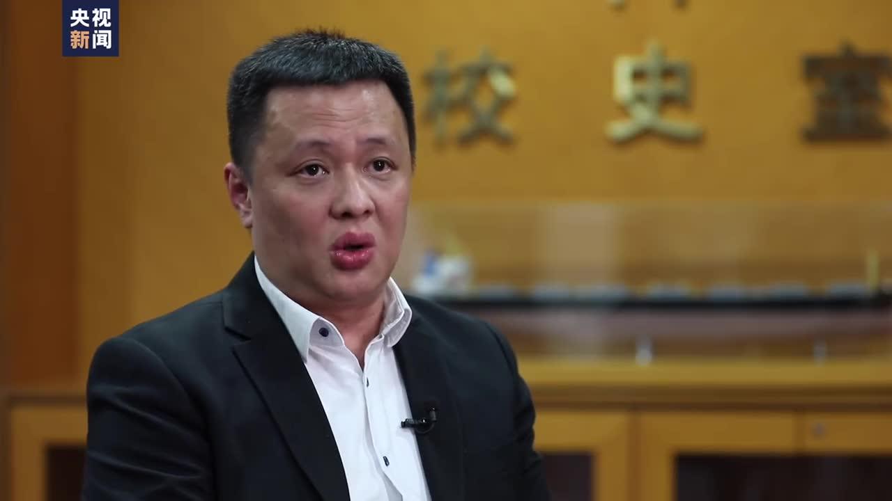 CGTN刘欣专访香港香岛中学校长:香港通识教育被政治化