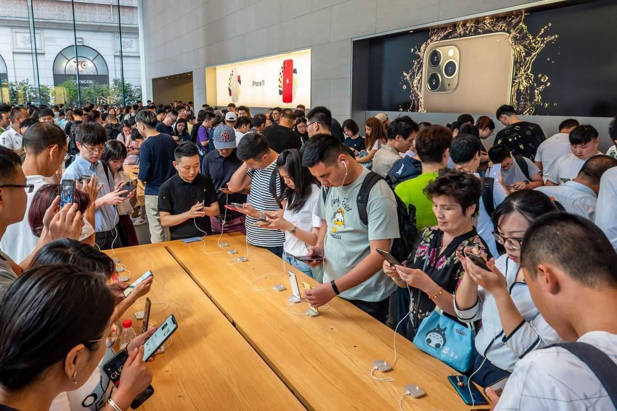 苹果、微软搅动资本市场:2.3万亿美元市值超197家公司总和