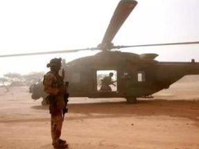 法国直升机相撞 法国直升机在马里相撞坠毁13人丧生 IS宣布负责