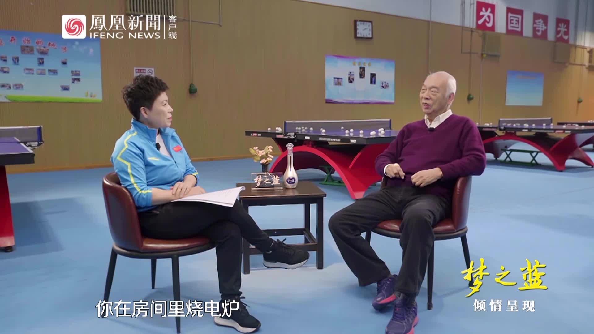 教练张燮林起底邓亚萍:个子小饭量大,吃起饭来吓死人