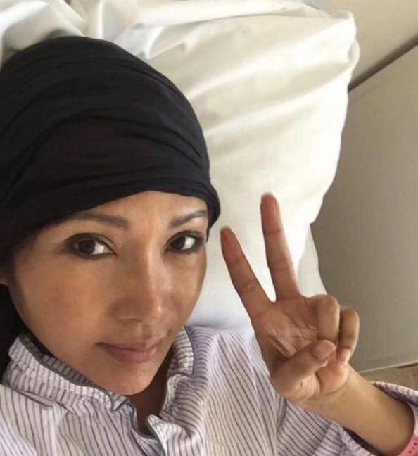 歌手张咪癌症晚期 歌手张咪自曝已确诊癌症晚期:这不是死神的最后通牒