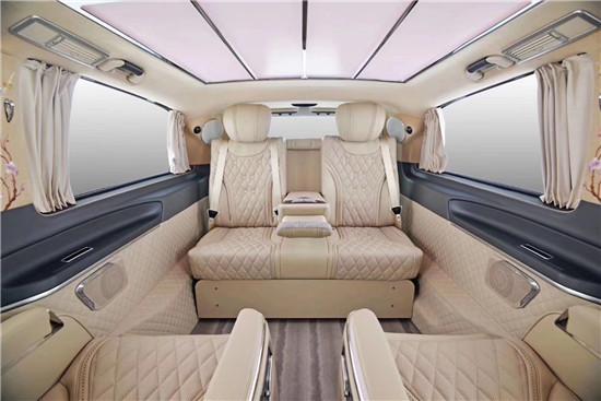 奔驰迈巴赫VS980豪车的代表
