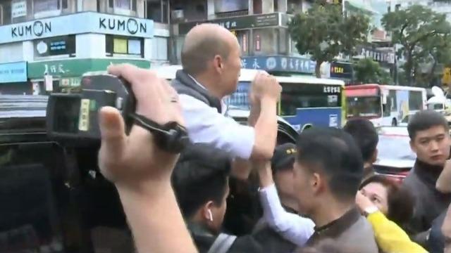 大选落后蔡英文 为何韩国瑜赢民心却未赢得民调?