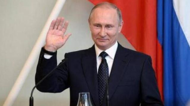 回顾历史:2000年 普京第一次宣誓就职俄罗斯总统