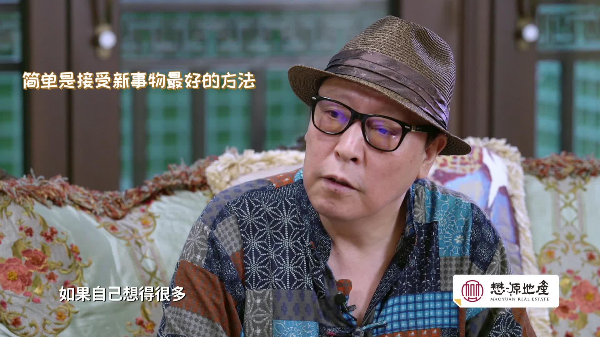 """《这局有料儿》倪大红回应""""面瘫式""""演技 演员要不忘初心"""