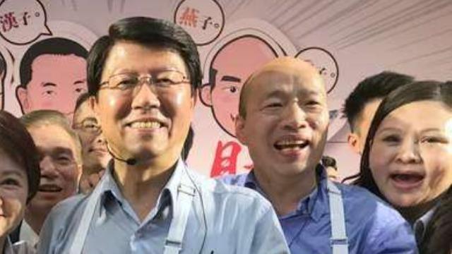 谢龙介:韩国瑜会赢蔡英文90万票 差一票我发鸡排