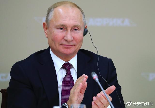 """中俄""""通气"""",普京多了一张王牌"""