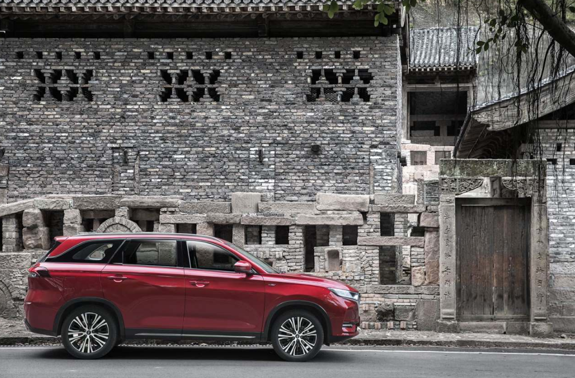 中国汽车品牌的希望,长安欧尚X7实力真的不简单