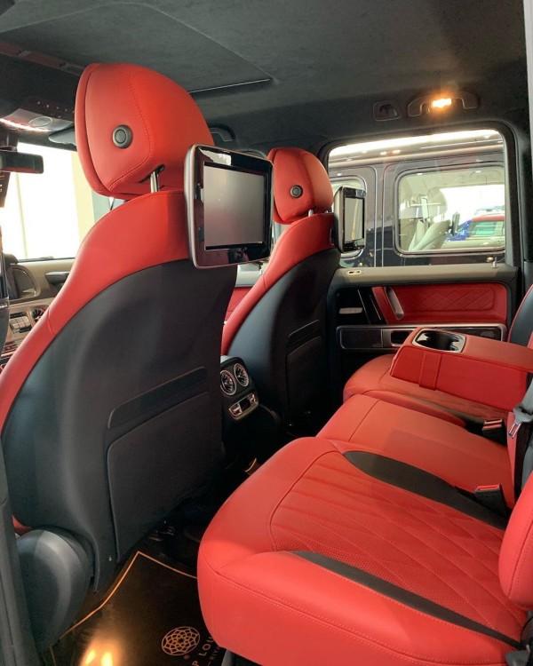 2019款奔驰G63最纯粹的越野大G天津价优