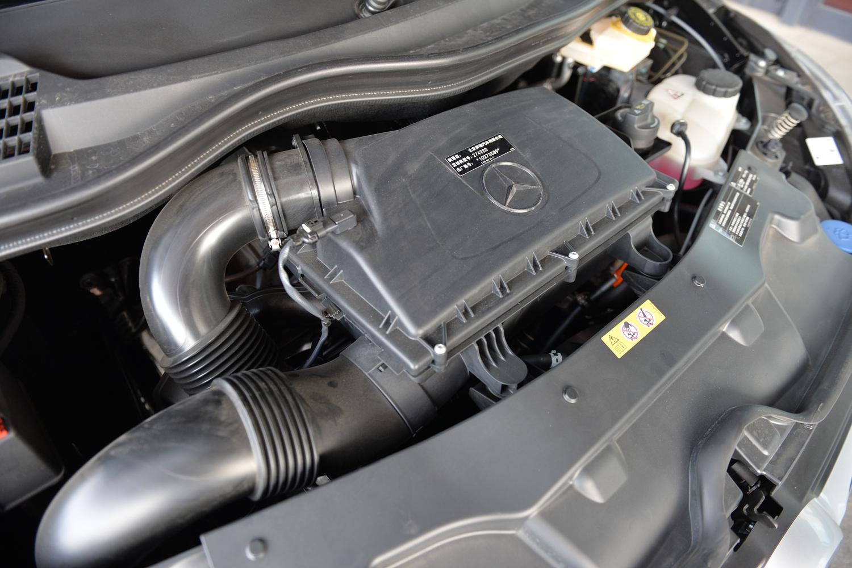 奔驰V260L改装商务车最新报价触动人心