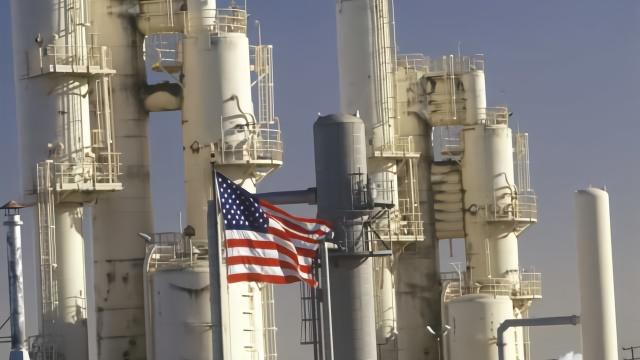 70年来头一遭!美国首次成为石油净出口国