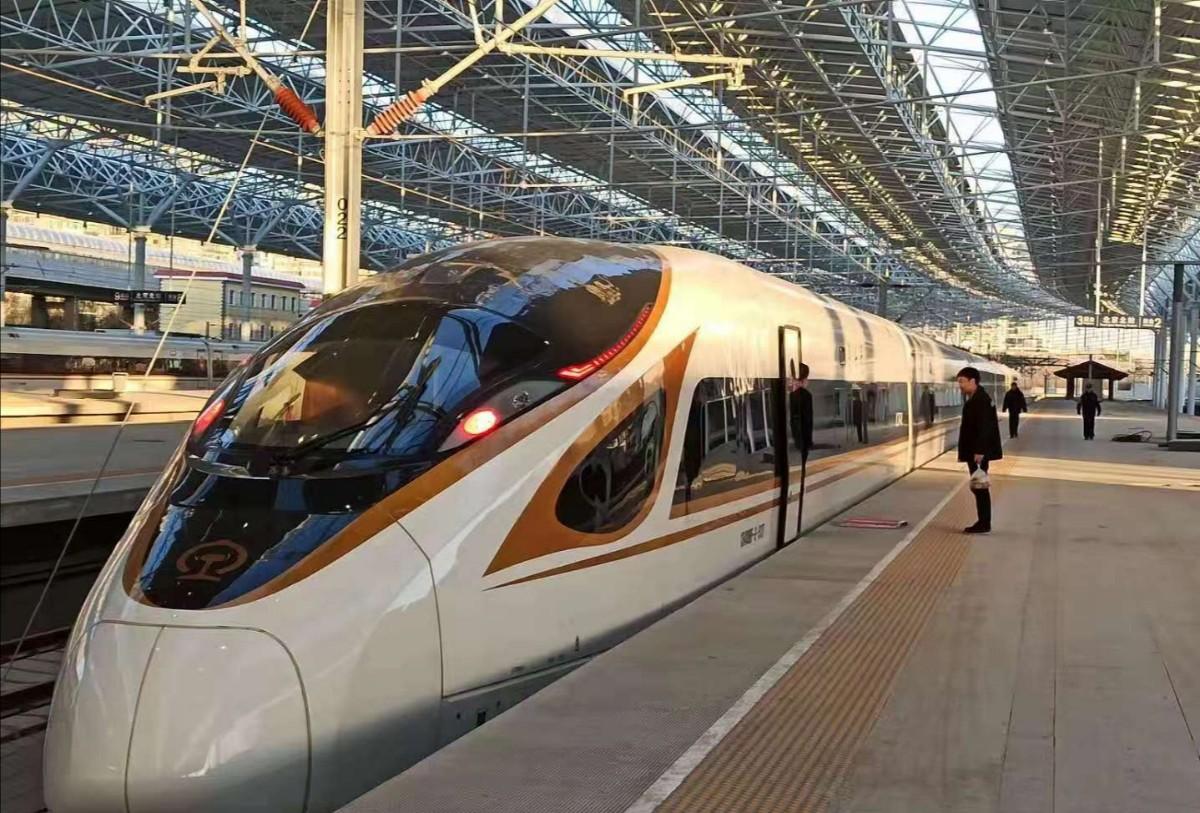 开通倒计时!京张高铁试运行 10大车站揭秘