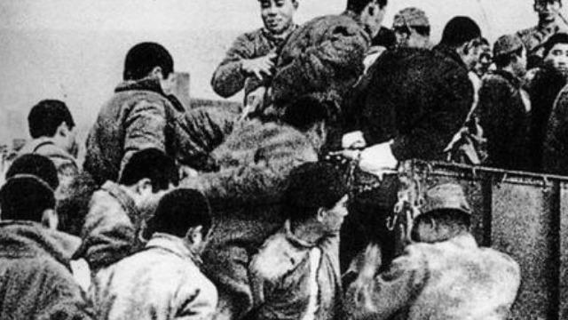 回顾历史:铃木二郎回忆南京大屠杀 当时被吓得目瞪口呆