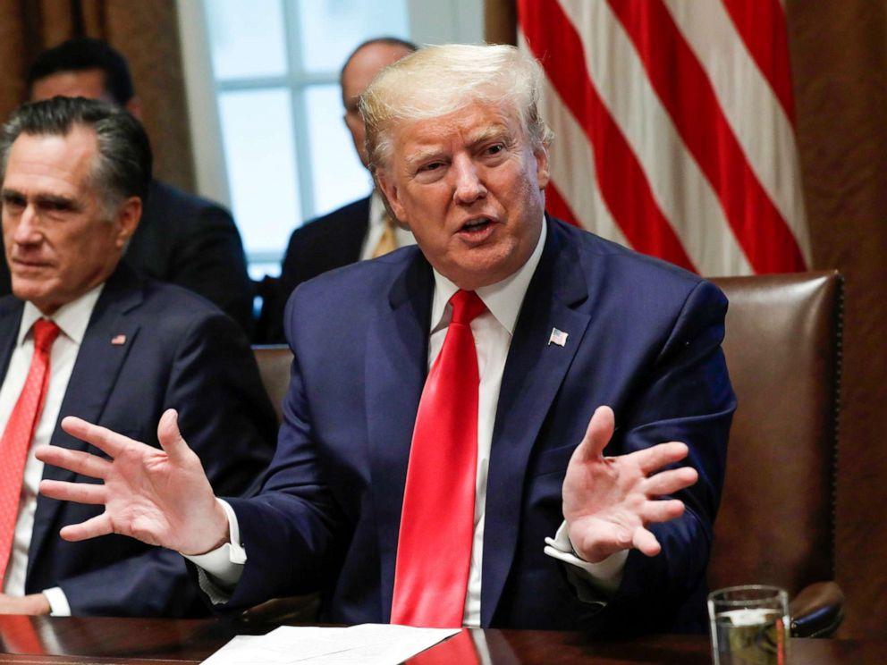 白宫宣布特朗普将不出席弹劾听证会 称担心不公正对待