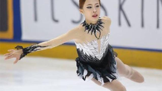 韩国花滑选手柳英为何无缘2018平昌冬奥会 看完明白了